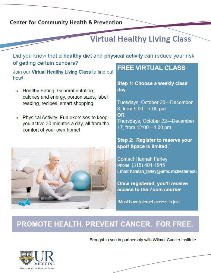 HealthyLivingClass